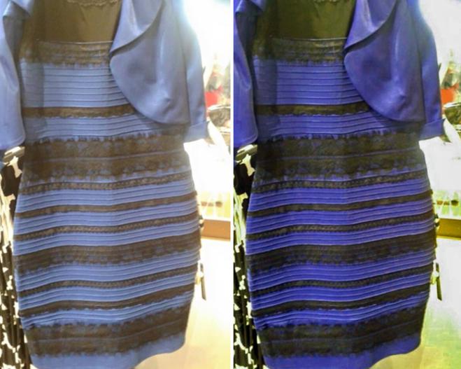 Фото платья взорвавшего интернет