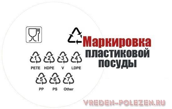 Значок на пластике для микроволновки 29