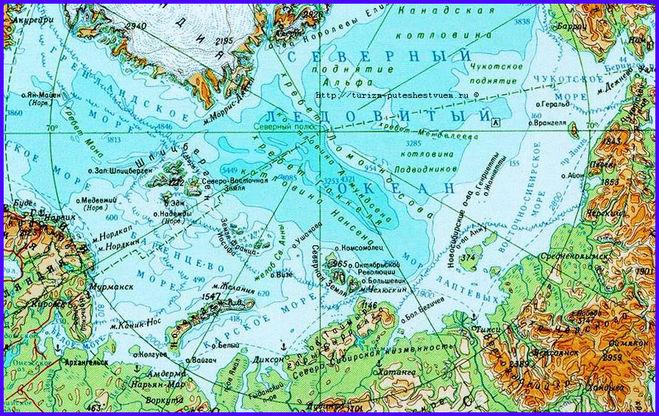 Новые острова на Русском Севере