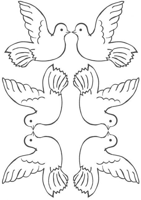 Как сделать голубя своими руками фото 649