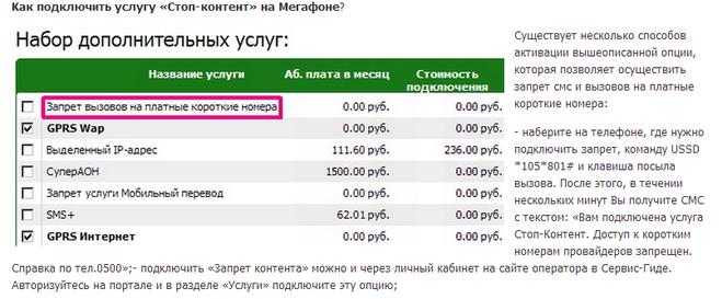 Как сделать доступ смс для коротких номеров - Pumps.ru