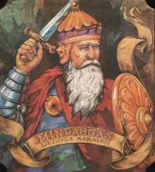 Король Миндовг