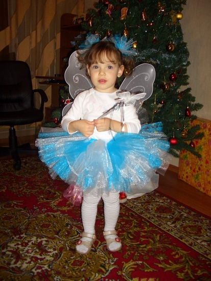 Как сделать детский новогодний костюм бабочки своими руками? - photo#14