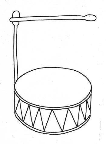 Рисуем букву б циркового клоуна