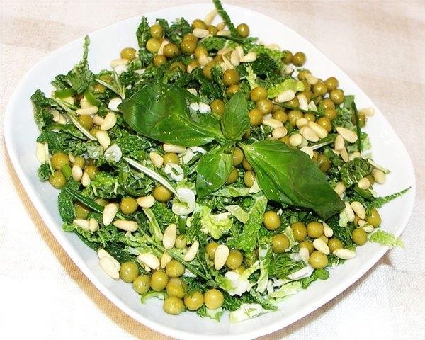 рецепты салатов из белой рыбы