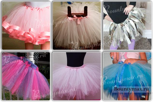 Как сшить юбку для девочек 1 года фото 590