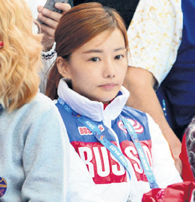 Виктор Ан и У Нари собираются расписываться в Корее, или России (см)?
