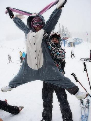 Для Хэллуина они оказались просто находкой- готовые странные костюмы для  такого праздника. f83e405f19103