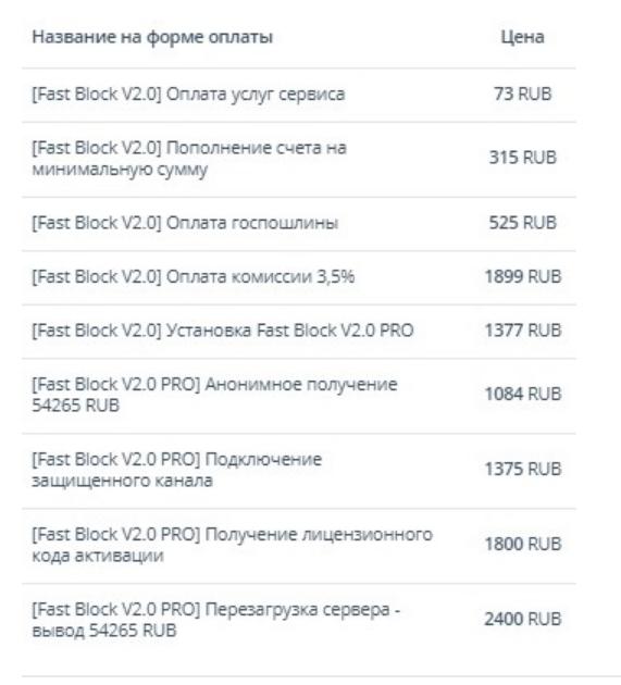 сайт fast-block.bid лохотрон