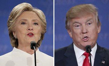 Что показывают экзит-полы на выборах президента США 2016?