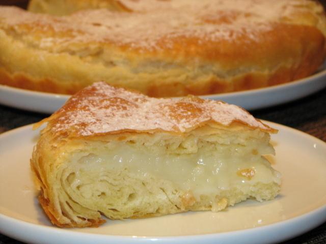 Очень вкусный египетский пирог рецепт с фото