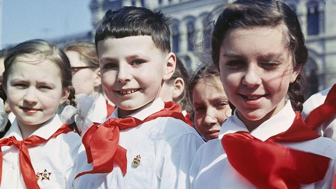 пионеры СССР, клятва пионерская текст