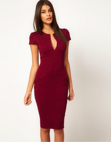 Аксессуары для бордового платья
