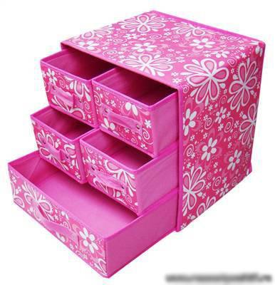 Как сделать красивые коробки для хранения вещей