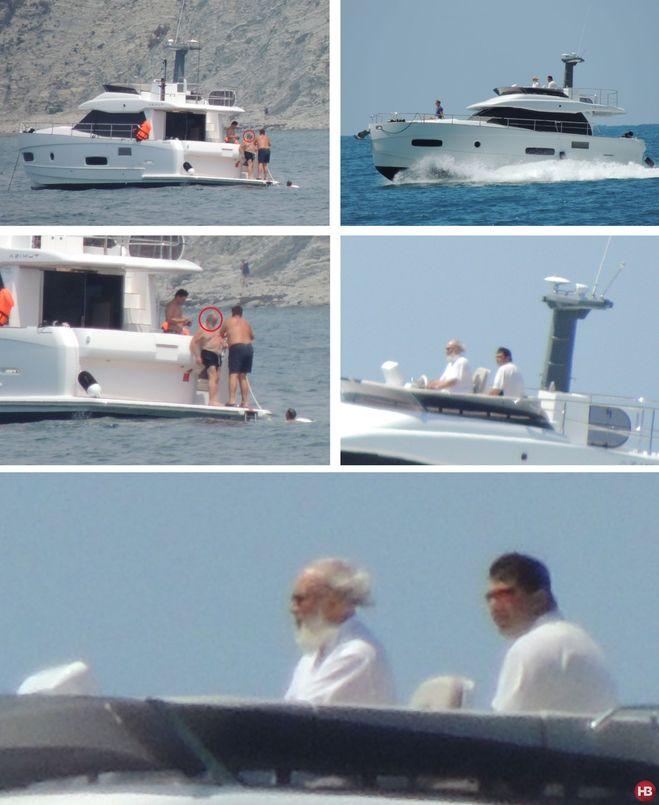 патриарх кирилл на яхте с девочками конус шпинделе