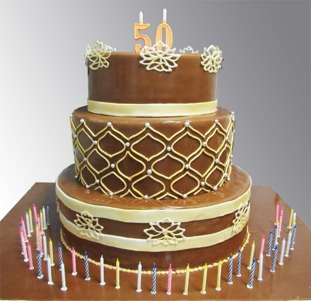 как украсить торт для мужчины