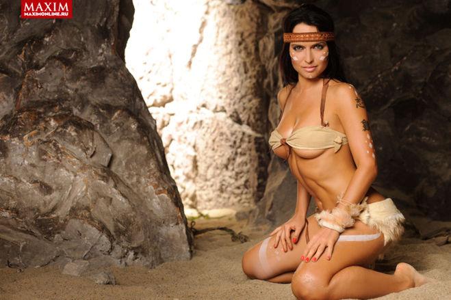 Наталья Рудова фотосессии в журналах Maxim