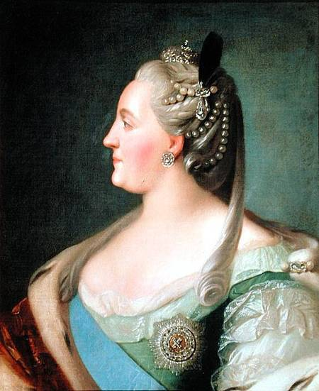 biography of catherine the great empress and autocrat of all the russia during the second half of th The woman whom history would remember as catherine the great, russia's catherine faced down more than a dozen uprisings during given the empress.