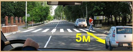 За Сколько Метров Останавливаться Перед Знаком Stop