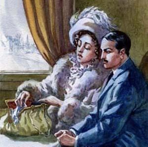 """Как нарисовать рисунок к рассказу Бунина """"Кавказ""""?"""