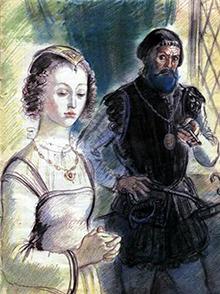 """мораль сказки """"Синяя борода"""""""