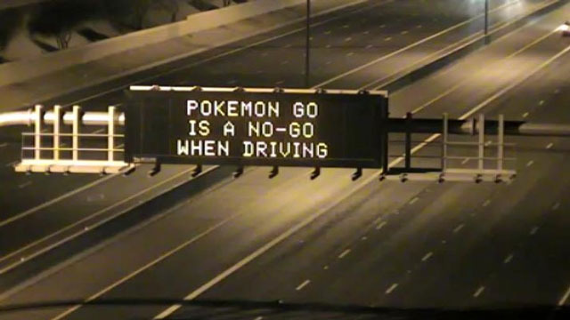 don't pokemon go while driving
