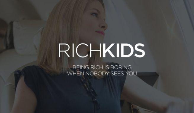 Социальная сеть Rich Kids где смотреть фото сети, как выглядит изнутри?