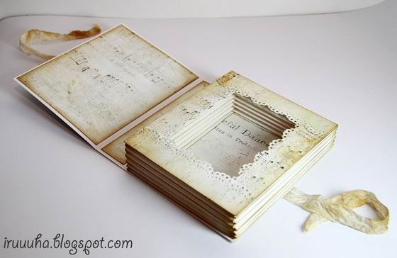 Как сделать и украсить подарочную коробочку из бумаги - Мама 51