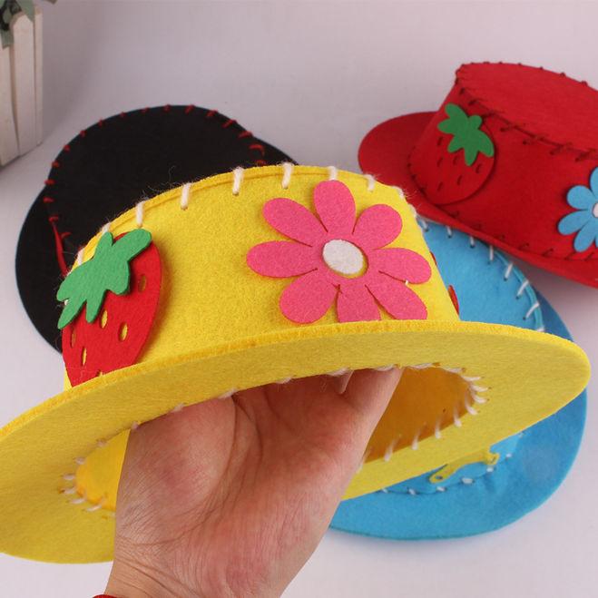 Шляпки для детского сада