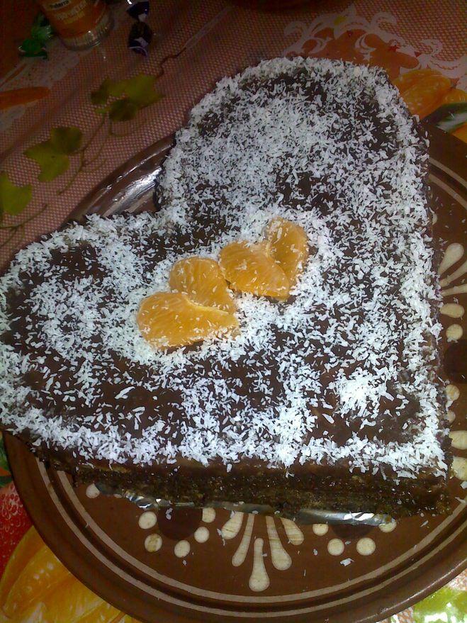 Торт который пропитывают сметаной