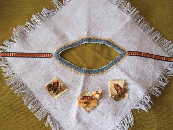 Как сделать костюм для индейца своими руками 5