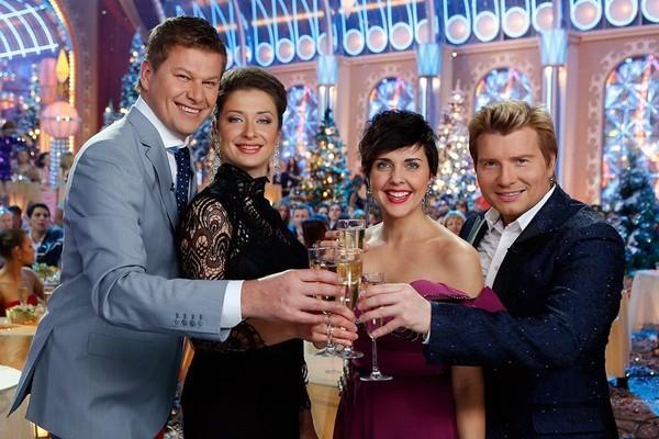 Новый год на первом канале