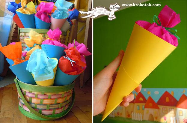 Как делать своими руками подарки детям