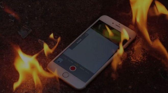Что делать, если смартфон задымился или, не дай Бог, загорелся?