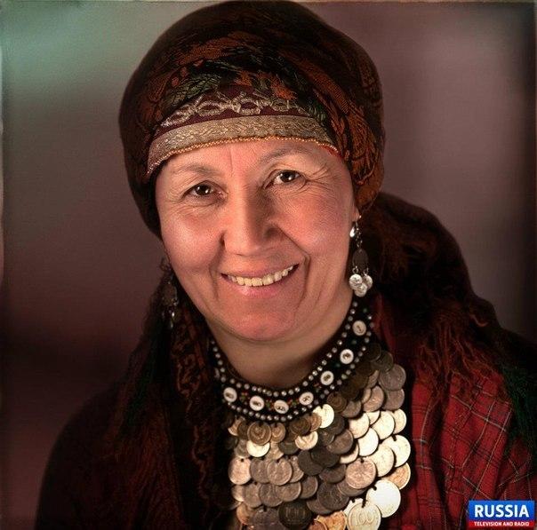 Бурановская бабушка Туктарева