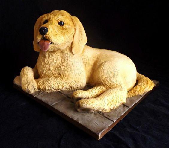 торт-собака своими руками