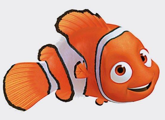 Рыба карандашом