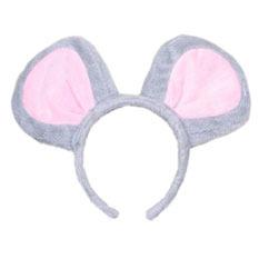 Как сделать у мышки ушки из бумаги