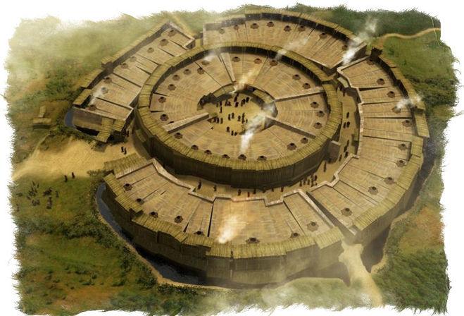 Аркаим древнее египетских пирамид