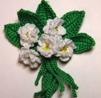 Из чего можно сделать цветок в горшке своими руками