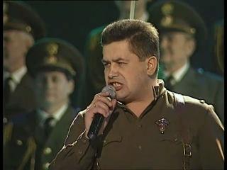 Николай Расторгуев в гимнастерке