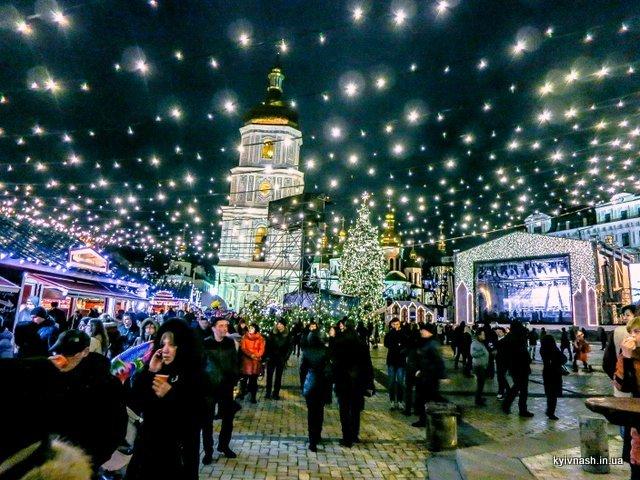 Где и когда пройдут Новогодние, Рождественские ярмарки, базары в Киеве 2016/17?