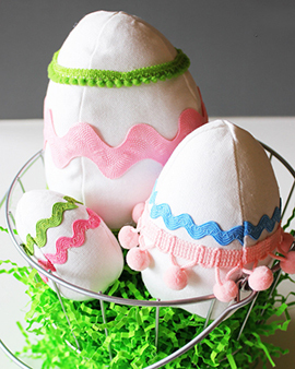 мягкие яйца на Пасху своими руками мастер-класс
