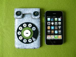 Как сделать чехол для сотового телефона своими руками