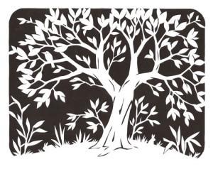 вытынанка дерево7