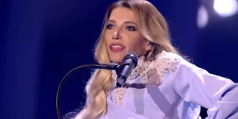 Юлия Самойлова на Евровидении 2018