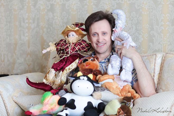 Сергей дроботенко личная жизнь жена фото дети