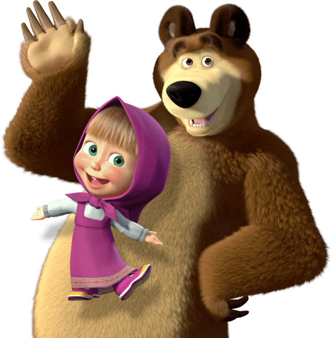 мультик смотреть маша и медведь новые: