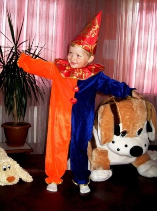 Как сделать костюм клоуна своими руками фото 357