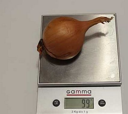 500 гр картошки это сколько штук